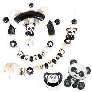 chupertero silicona panda