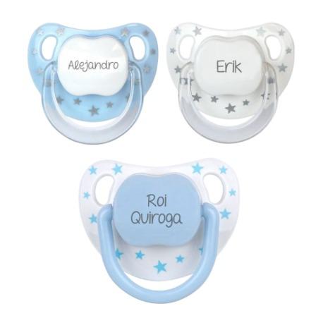 chupetes personalizados bebe