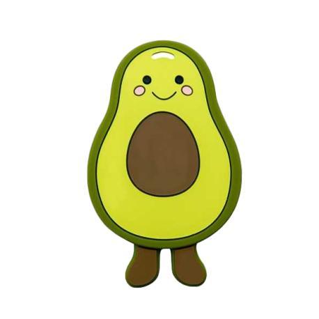 mordedor silicona avocado