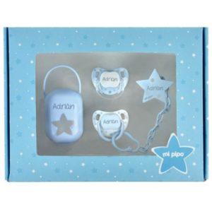 regalo bebe personalizado