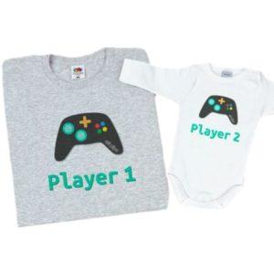 Player 1 Player 2