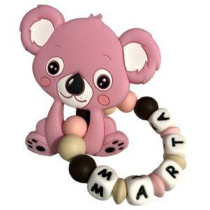 mordedor personalizado koala