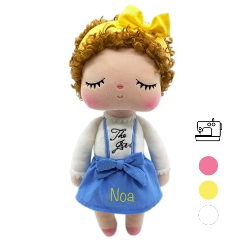 muñeca personalizada bebé