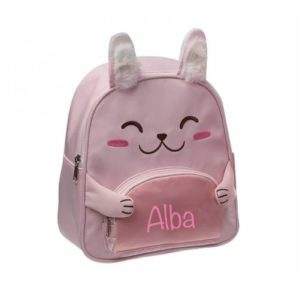 mochila personalizada niña