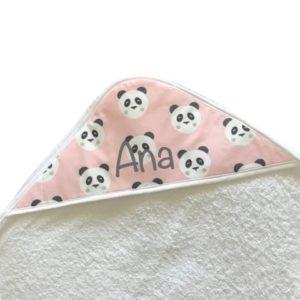 capa de baño personalizada