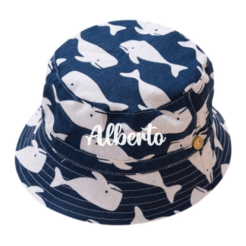 sombrero playa bebé verano