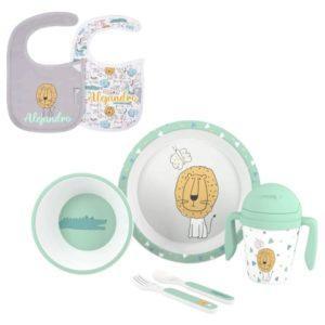complete tableware set baby