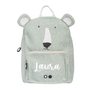 mochila personalizada oso
