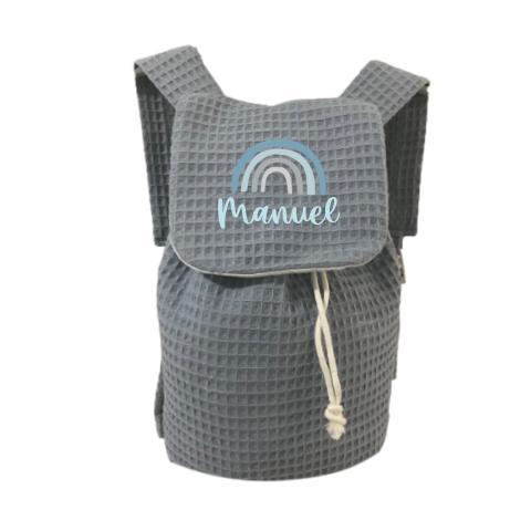 mochila personalizada niño