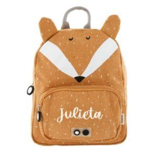 mochila infantil colegio