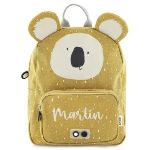 mochila koala personalizada
